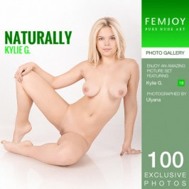 Kylie G  from FEMJOY