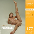 Xana D in Flexible gallery from FEMJOY by Tommy Bernstein