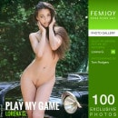 Lorena G in Play My Game gallery from FEMJOY by Tom Rodgers