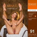 Xana D in Warm Me Up gallery from FEMJOY by Pazyuk
