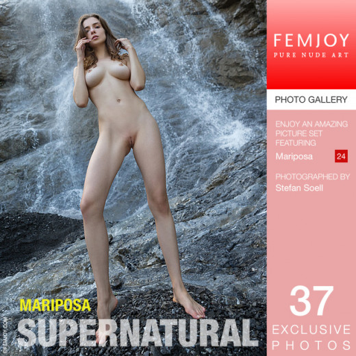 Mariposa - `Supernatural` - by Stefan Soell for FEMJOY