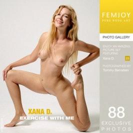 Xana D  from FEMJOY