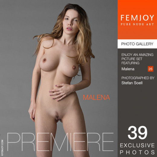 Malena - `Premiere` - by Stefan Soell for FEMJOY