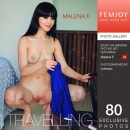 Malena F in Travelling gallery from FEMJOY by Lorenzo