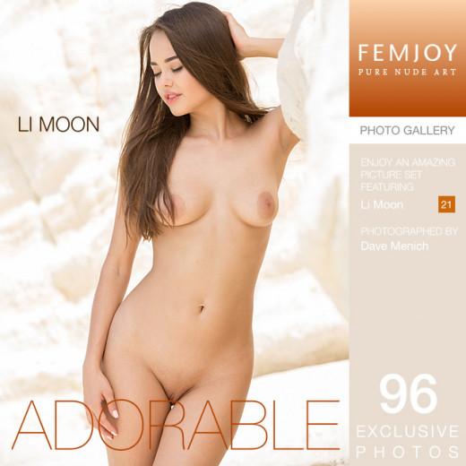 Li Moon - `Adorable` - by Dave Menich for FEMJOY