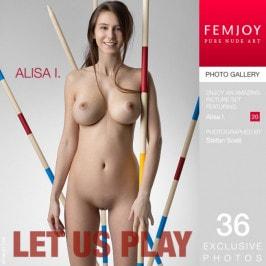 Alisa I  from FEMJOY