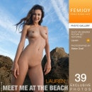 Lauren in Meet Me At The Beach gallery from FEMJOY by Stefan Soell