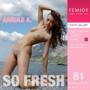 Annika A in So Fresh gallery from FEMJOY by Peter Astenov