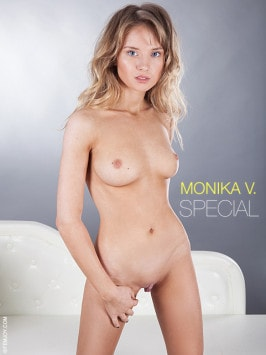 Monika V from FEMJOY