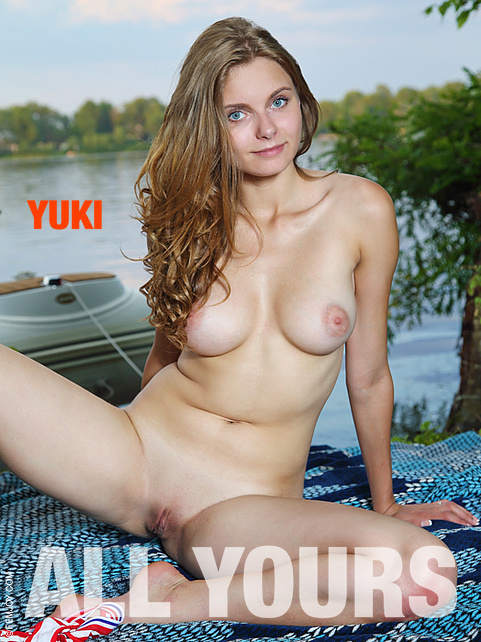 Yuki in All Yours gallery from FEMJOY by Peter Olssen