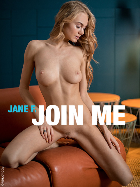 Jane F - `Join Me` - by Tommy Bernstein for FEMJOY