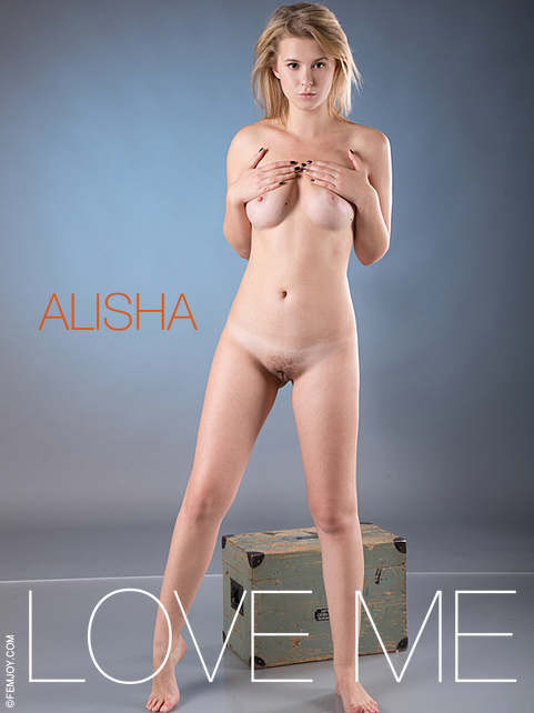 Alisha - `Love Me` - by Cosimo for FEMJOY