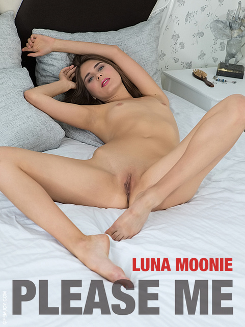 Luna Moonie in Please Me gallery from FEMJOY by Tom Leonard