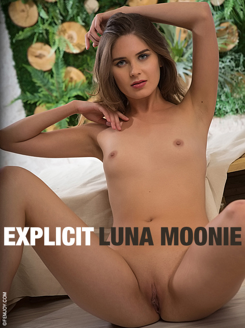 Luna Moonie in Explicit gallery from FEMJOY by Tom Leonard