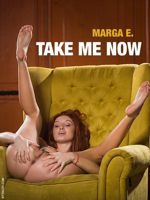 Marga E - `Take Me Now` - by Pazyuk for FEMJOY