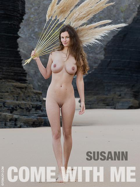 Susann in Come With Me gallery from FEMJOY by Stefan Soell