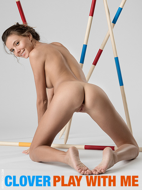 Clover in Play With Me gallery from FEMJOY by Stefan Soell