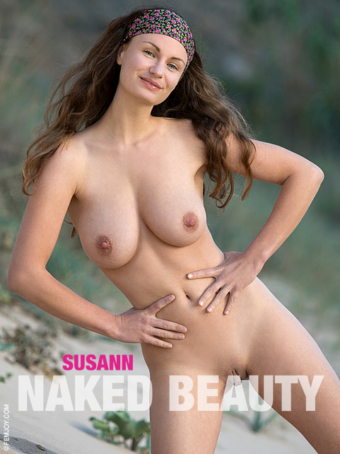 Susann in Naked Beauty gallery from FEMJOY by Stefan Soell