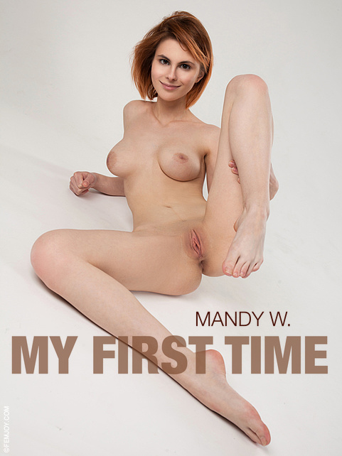 Mandy W in My First Time gallery from FEMJOY by Cosimo