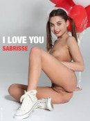 Sabrisse in I Love You gallery from FEMJOY by Tom Rodgers