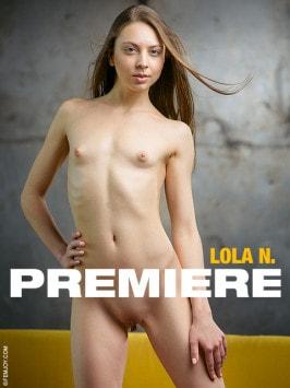 Lola N  from FEMJOY