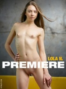 Lola N in Premiere gallery from FEMJOY by Pazyuk