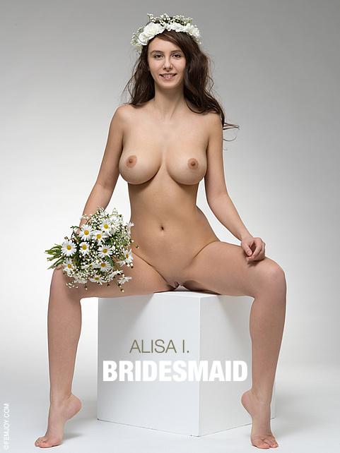 Alisa I in Bridesmaid gallery from FEMJOY by Stefan Soell