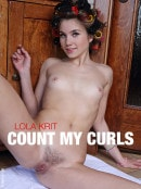 Lola Krit in Count My Curls gallery from FEMJOY by Peter Olssen
