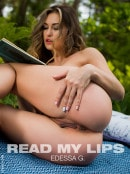 Edessa G in Read My Lips gallery from FEMJOY by Pazyuk