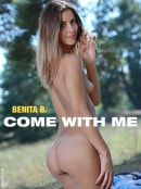 Benita B in Come With Me gallery from FEMJOY by Peter Olssen