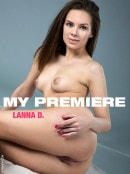 Lanna D in My Premiere gallery from FEMJOY by Cosimo