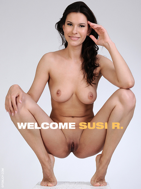Susi R in Welcome gallery from FEMJOY by Sven Wildhan