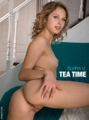 Elvira U in Tea Time gallery from FEMJOY by Tom Leonard