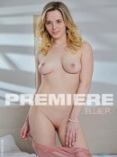Ellie P in Premiere gallery from FEMJOY by Peter Olssen