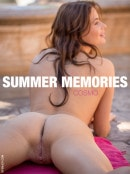 Cosmo in Summer Memories gallery from FEMJOY by Dave Menich