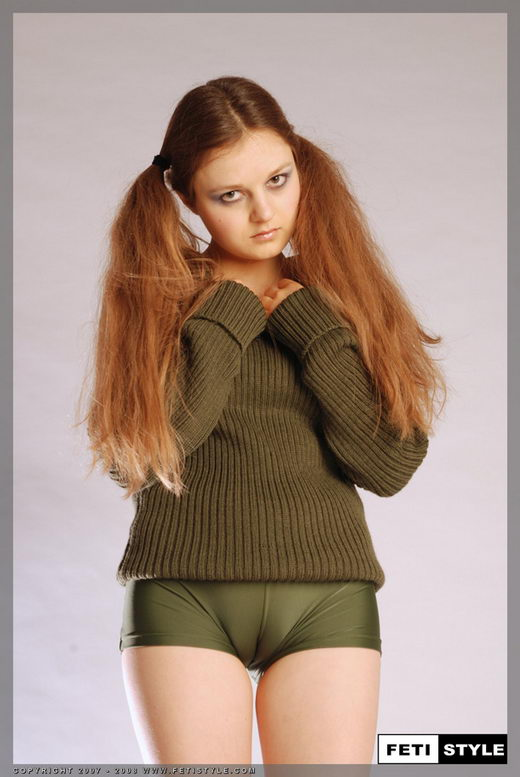 Olga - for FETISTYLE