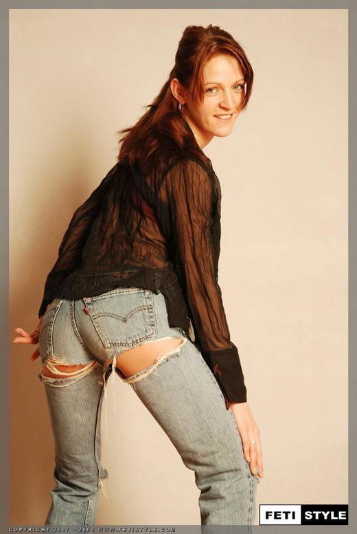 Dajana in  gallery from FETISTYLE