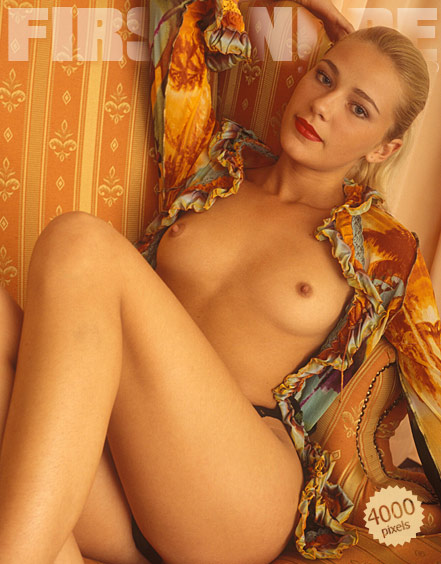 `A Real Live Barbie!` - for FIRST-NUDE