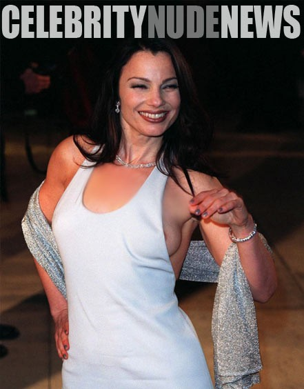 `Fran Drescher` - for FIRST-NUDE