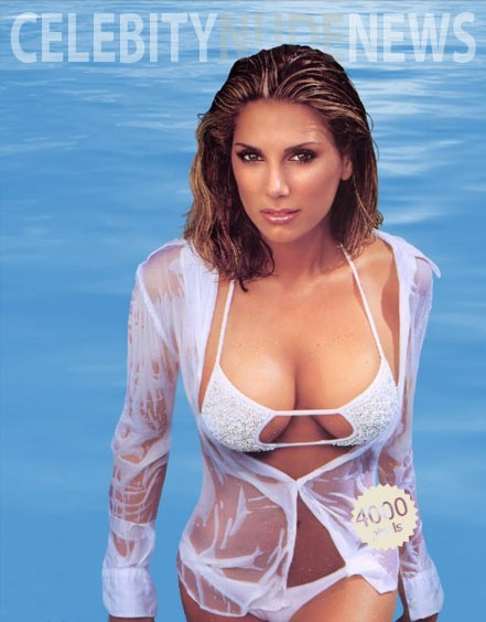`Daisy Fuentes` - for FIRST-NUDE