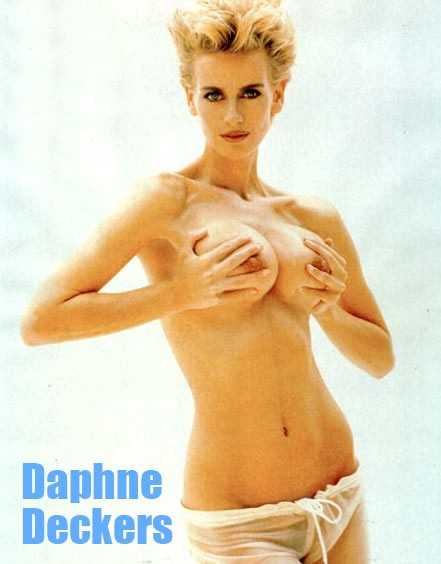 `Daphne Deckers` - for FIRST-NUDE