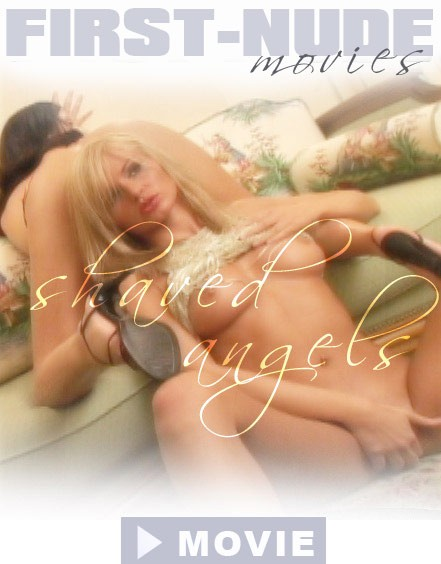 `Shaved Angels` - for FIRST-NUDE