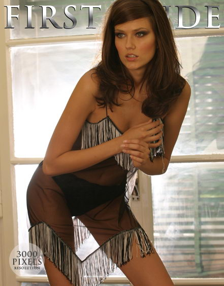 `Sheer Lingerie` - for FIRST-NUDE