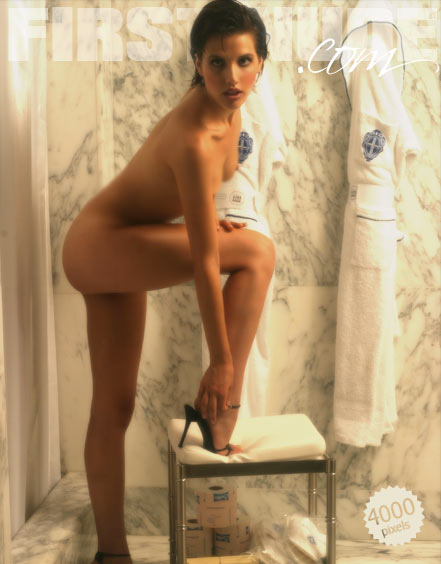`Nude Spa` - for FIRST-NUDE