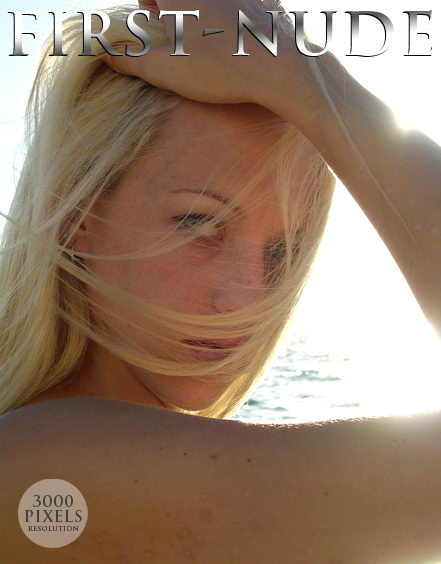 `Blonde Teen Love` - for FIRST-NUDE