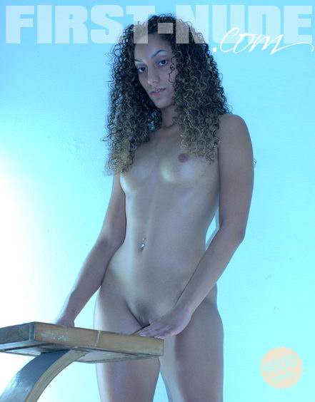 `African Bliss` - for FIRST-NUDE