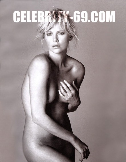 `Charlize Theron` - for FIRST-NUDE