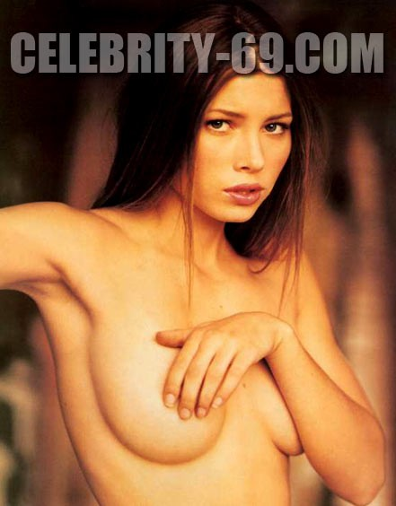 `Jessica Biel` - for FIRST-NUDE