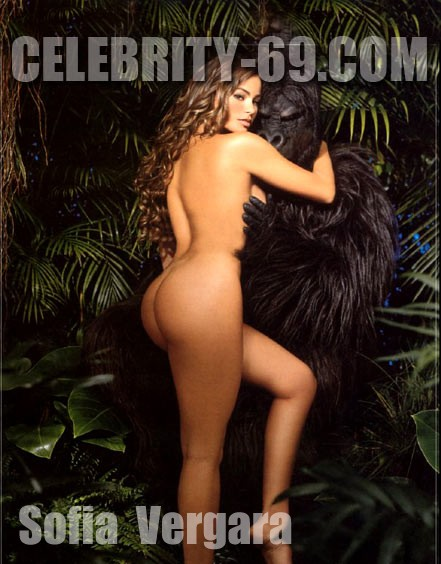 `Sofia Vergara` - for FIRST-NUDE