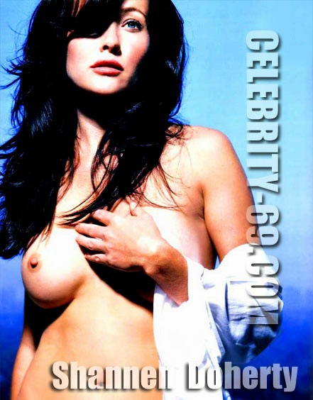 `Shannen Doherty` - for FIRST-NUDE